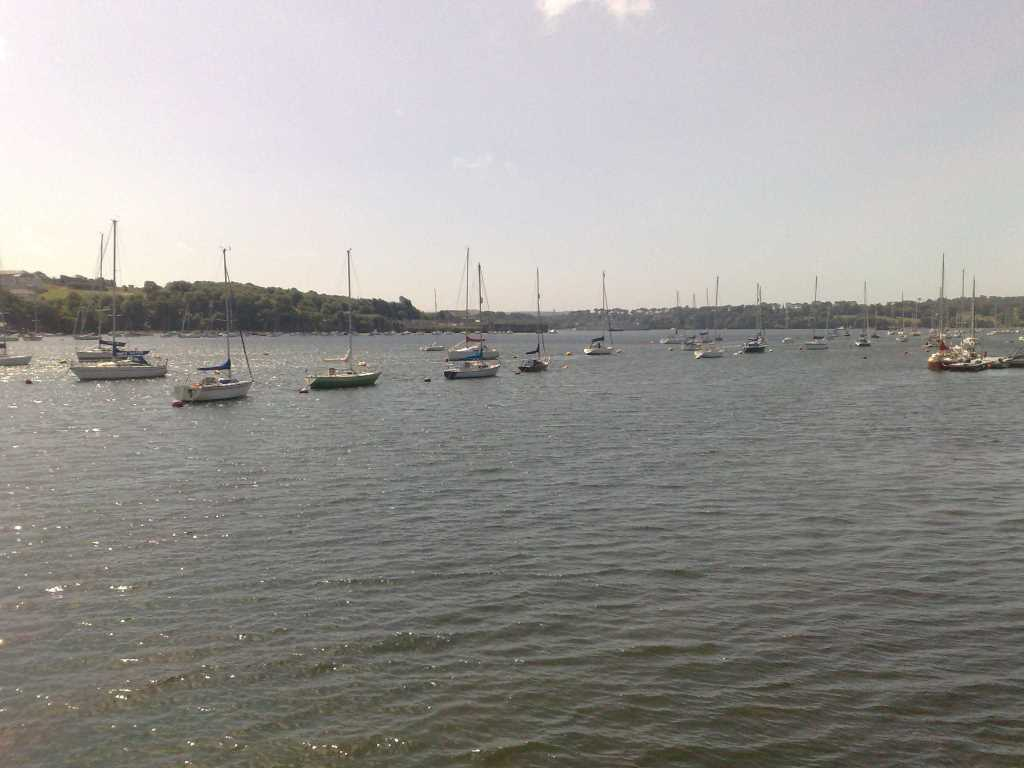 River Tamar From Saltash